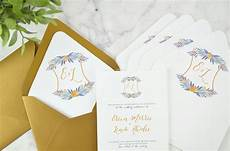 how to diy envelope liners for your wedding invitations cards pockets design idea blog