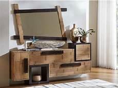 outlet accessori bagno mobilel bagno legno e bambu minimal design a prezzi