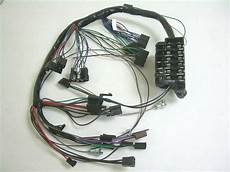 95 chevy wiring harness 1964 chevy impala ss dash wiring harness with fusebox no ac mt at ebay