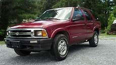 automobile air conditioning service 1996 chevrolet blazer windshield wipe control sell used 1996 chevrolet blazer ls 4x4 w tow package in johnson city tennessee united states