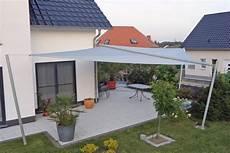 Sonnensegel Dreieckig Hohmann Sonnenschutz