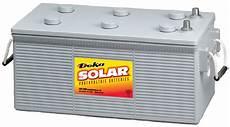 batterie a gel gel battery selection