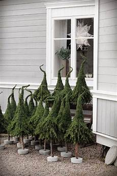 Weihnachtsbaum Basteln Aus Zweigen Dansenfeesten