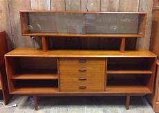 credenza teak time capsule now sold teak sideboard credenza and display