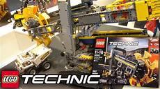Lego Technic 2016 42055 Wheel Excavator