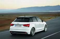 Audi A1 Sportback Unveiled Autoevolution
