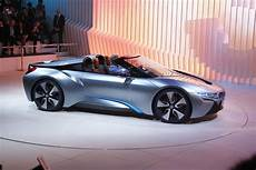 Bmw Reportedly Approves I8 Spyder For Production In Late