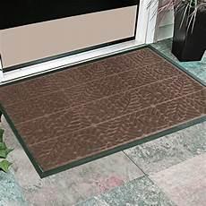 Waterproof Front Door Mats by Large Outdoor Door Mats Rubber Shoes Scraper For Front