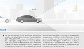 Mercedes Benz Steps Up Autonomous Vehicle Technology