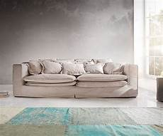 big sofa hellgrau bigsofa noelia hellgrau 240x145 cm inklusive kissen hussensofa