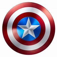 captain america schild aus metall 216 60 cm maskenwald
