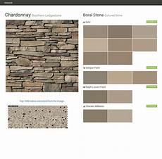 chardonnay southern ledgestone cultured stone boral stone behr valspar paint ralph