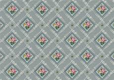 Vintage Floral Wallpaper Pattern And Printable Paper