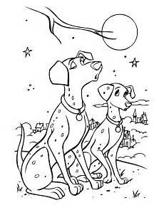 bilder 101 dalmatiner hunde zum ausmalen und drucken