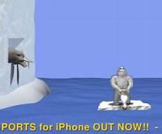 Jeu Yeti Sport 3 Seal Bounce 18 03 2004
