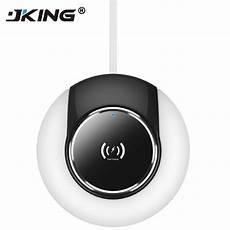 Idmix Desktop Light Wireless Charger by Jking Smart Led Light Qi Wireless Charger For Iphone 8 X