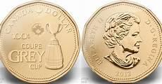 World Coin News Canada 1 Dollar 2012 Grey Cup