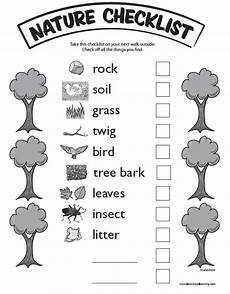 nature worksheets free 15085 the world s catalog of ideas