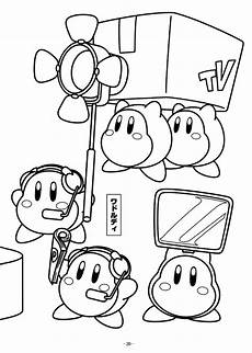 kirby fight coloring pages coloring pages