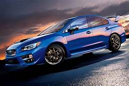 2015 Subaru WRX S4 And STI Get Improved In Japan