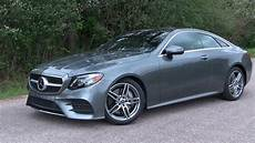 mercedes coupe mercedes e class coupe review