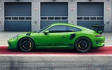 2018 Gt3 Rs
