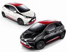 Toyota Aygo 2017 New X Press And X Style Models Revealed