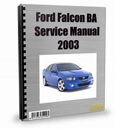 free online car repair manuals download 2004 lotus exige lane departure warning ford falcon ba 2003 repair service manual download download manua