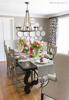 Place Decorations by Setting A Simple Easter Table With Decorations You Can