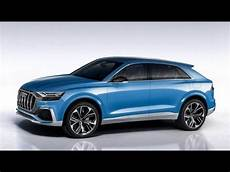 2018 audi q8 price and review