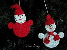 tuto deco de noel au crochet decoration de noel au crochet explication