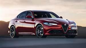 Alfa Romeo Giulia 2017  New Car Sales Price News