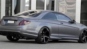 Anderson Germany Introduces The Mercedes CL65 AMG Grey