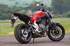 Tinta Malam Honda Cb650f Atau Yamaha Mt 07