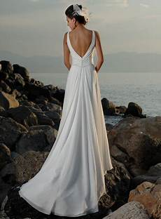 dream wedding place beach wedding dress styles