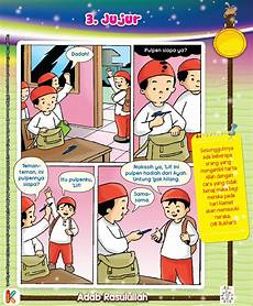 Gambar Ilustrasi Komik Tentang Pendidikan Iluszi