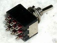 3 pole toggle switch ebay