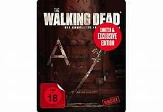 the walking dead staffel 5 limited weapon steelbook