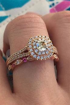 30 rose gold wedding rings for the to be oh so