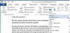 how to add citations and references in microsoft word documents