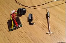 Diy Mini 5 8ghz Fpv Transmitter And 1g