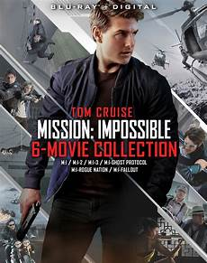 Mission Impossible 6 Collection Includes Digital