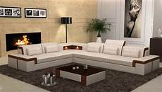 new design sofa corner sofa with led light sofa in living