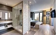 doccia in da letto il bagno open space in da letto contemporaneo e