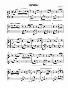 free piano sheet music f 252 r elise free sheet music music piano sheet piano sheet music
