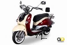 45 kmh roller znen retro roller qt h50 45 km h motorroller 49cc