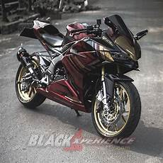 Cbr250rr Modif by Modifikasi Honda Cbr250rr Hulkbuster Decal