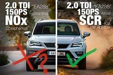 Seat Ateca Abgas Probleme Beim 2 0 Tdi Mit Frontantrieb