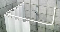 bastone doccia bastone per tenda doccia 90x90x90 cm bastone bianco