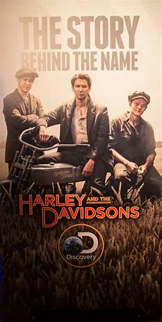 Discovery Channel Presents Harley And The Davidsons Mini